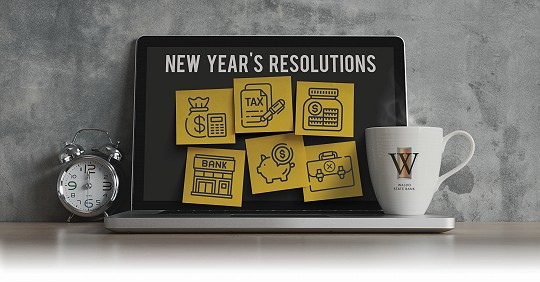 5 Tips for Your Financial Resolutions