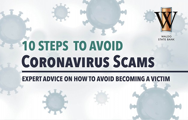 10 Steps To Avoid Coronavirus Scams