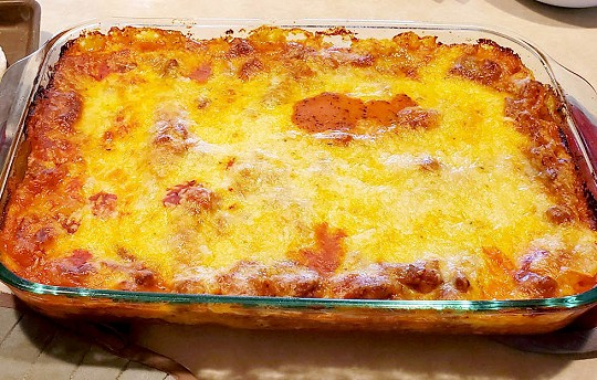 Recipe for Success: Easy Two Layer Lasagna