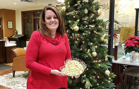 Recipe for Success: Tammy's Caramel Corn